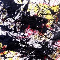 Abstract Painting by Abstract Artist Penelope Paige