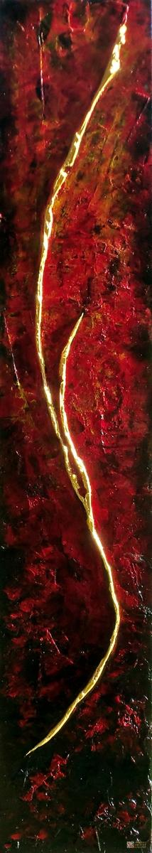 Abstract Art Painting by Abstract Artist Lee Pina