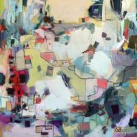 Abstract Artist Amy Discepolo LaBonte