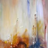 Abstract Artist Betsy Enzensberger