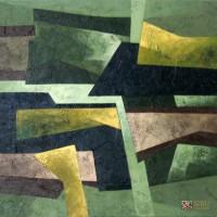 Abstract Artist Juan Jose Catalan