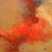 Abstract Artist Marianne Hornbuckle