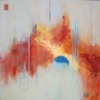 Abstract Artist Marianne Hornbuckle