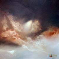 Abstract Art by Abstract Artist Paul Bennett