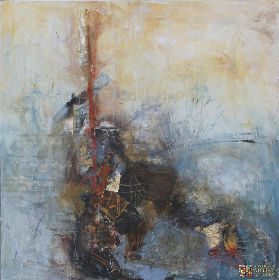 Abstract Artist Jennifer Perlmutter