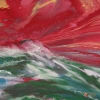 Abstract Artist Kimberly Conrad