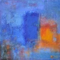 Abstract Artist Anne Schwartz