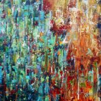 Abstract Artist Elizabeth Chapman