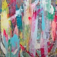Abstract Art Painting by Lindsay Cowles (Lindsay Cowles)