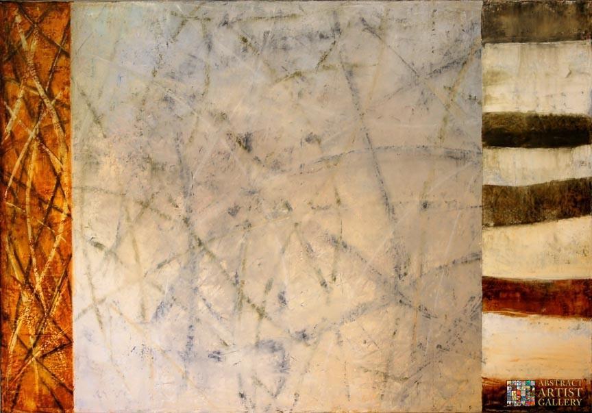Abstract Artist Allen Cox