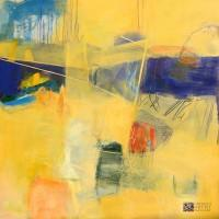 Abstract Artist Stephanie Shank