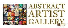 Abstract Artist Gallery Banner