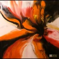 Abstract Artist Darlene Garr