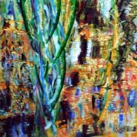 Abstract Artist Claudiu Presecan