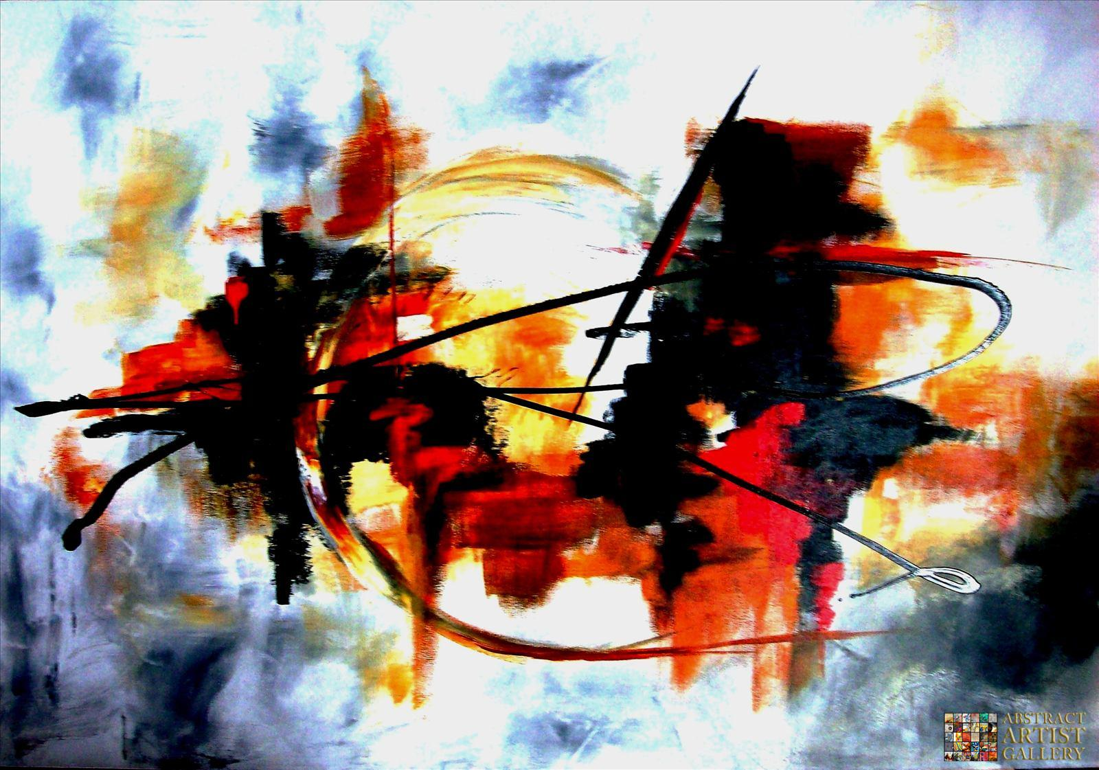 Abstract Art by Abstract Artist Jane Robinson