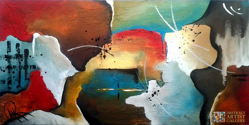 Abstract Artist Marina Rehrmann