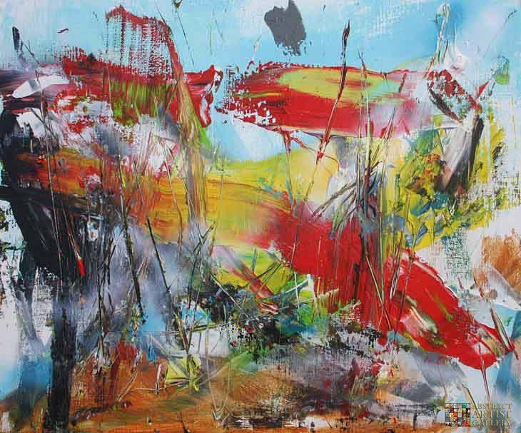 Apstraktno slikarstvo - Page 4 Abstract-art-painting-Jan-van-Oort-7