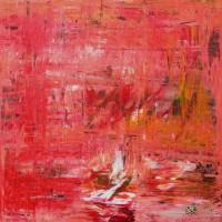 Abstract Artist Ingrid Arencibia