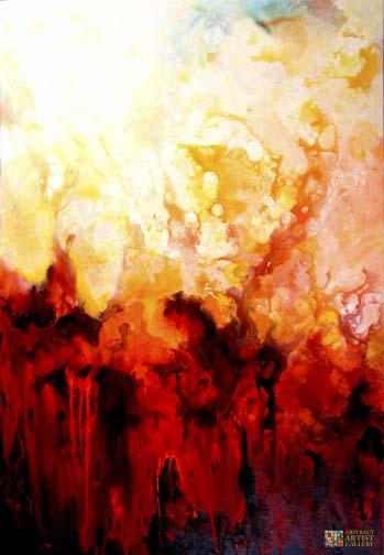 Abstract Artist Usha