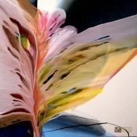 Abstract Artist Usha