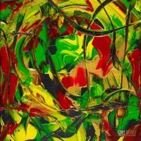 Abstract Art Barbara Brady