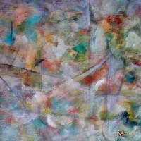 Abstract Artist Nancy Perry