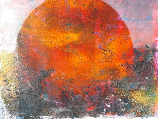 Abstract Artist Olivia Alexander