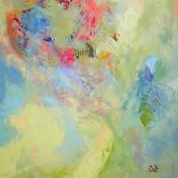 Abstract Artist Rebecca Klementovich
