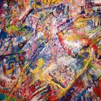Abstract Art by Jennifer Zizman