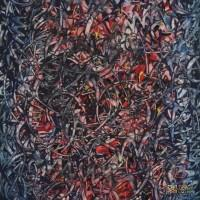 Abstract Artist Linda Langerak
