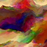 Abstract Art by Paul McGuire