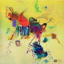 Abstract Art Sandi Lovitz Abstract Artist