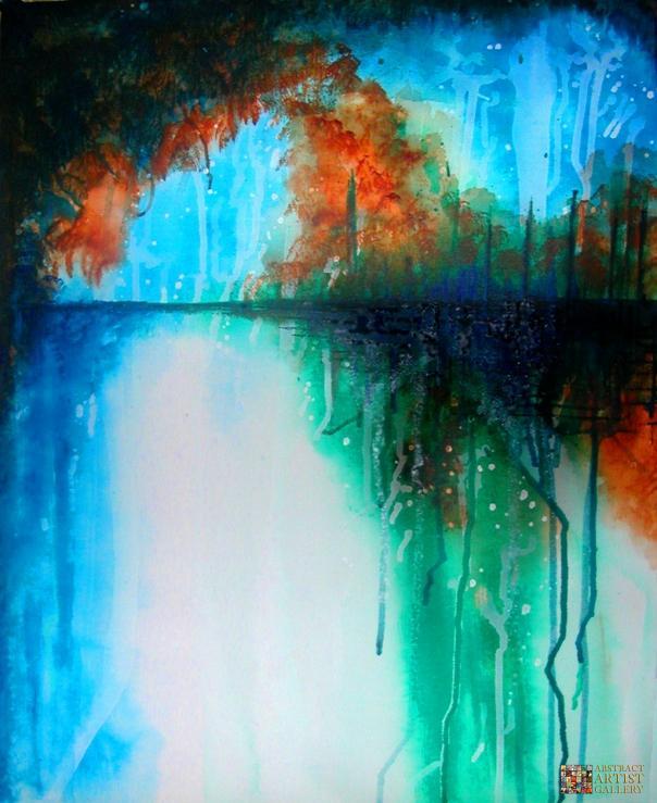 Abstract Art Award Entry