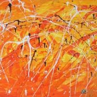 Abstract Art by Leo Otzen Abstract Artists