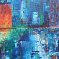 Abstract Art by Ruth Ilg