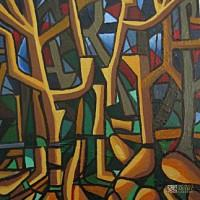 Abstract Art by Abstract Artist Tim Lincoln
