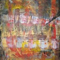 Abstract Art by Abstract Artist Catherine Emile Ye Tang Che