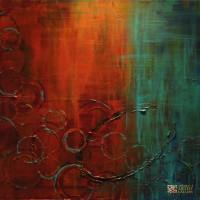 Abstract Art by Abstract Artist Susie Kelly Flatau