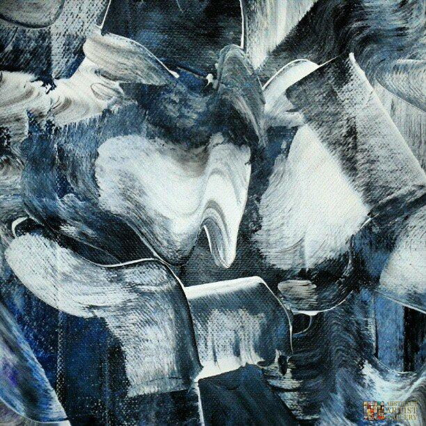 Abstract Art by Abstract Artist Samantha Lesley