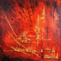 Abstract Art by Abstract Artist Ansgar Dressler