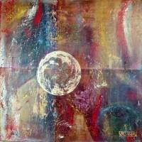 Abstract Art Painting by Sharon T. Hirsch