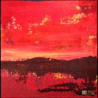 Phil-DeAngelo-Abstract-Art-Under-a-Red-Sky-2