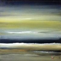 Abstract Art Painting by Abstract Artist Sarah Frances Dias