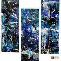 Abstract Art Painting by Mallorie Mae