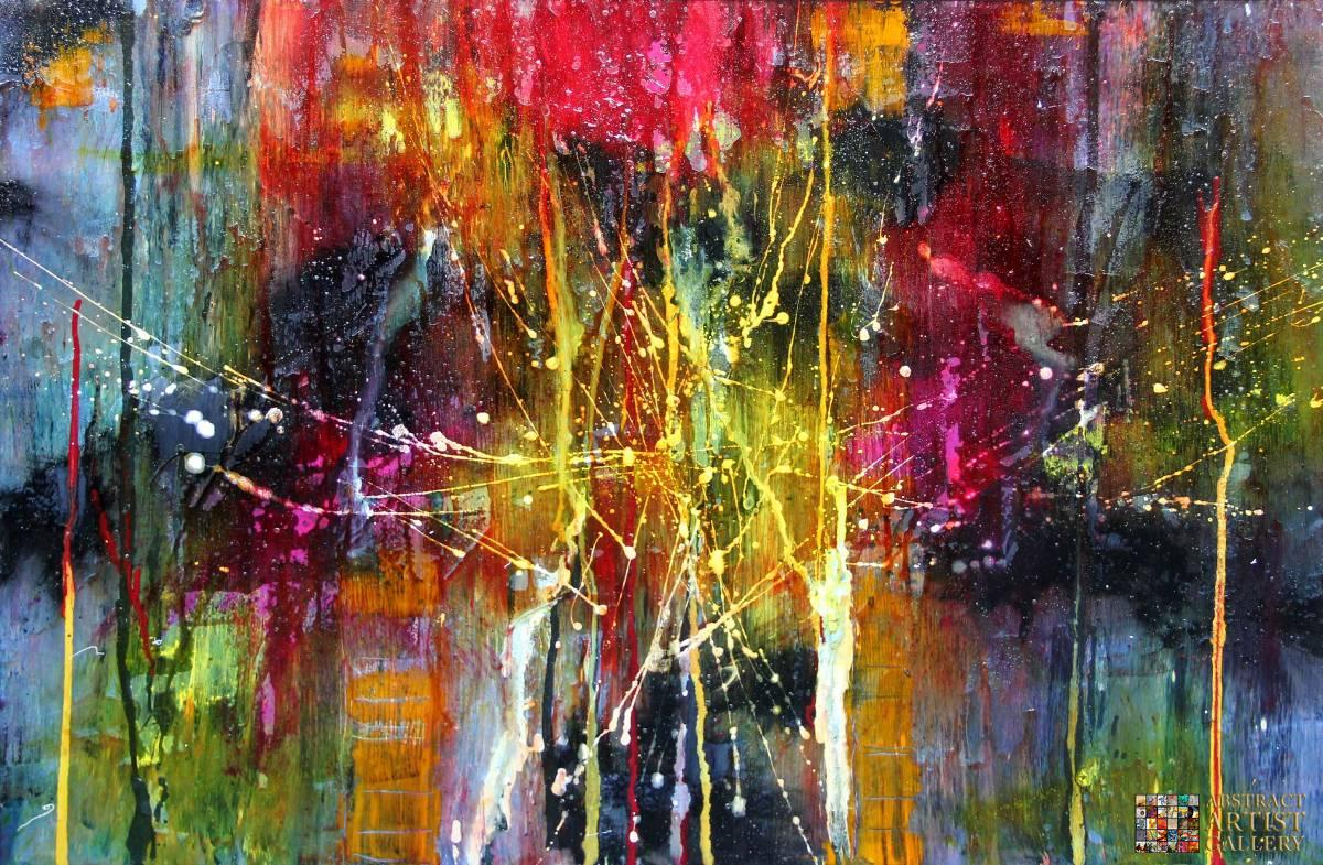 Abstract Artist Gallery: Abstract Art Paintings