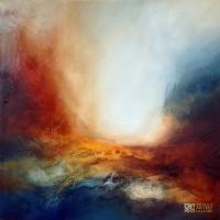 Abstract-Art-Painting-Paul-Bennett-After Night