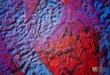 abstract art resin art