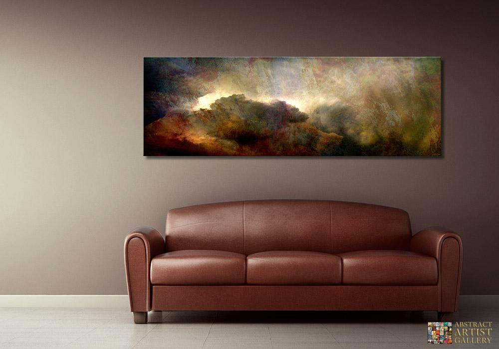 Contemporary paintings heaven and earth cianelli for Modern abstract paintings for sale