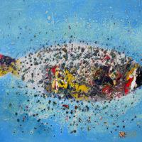 Mirza-Zupljanin-fish-4-abstract-artist-gallery
