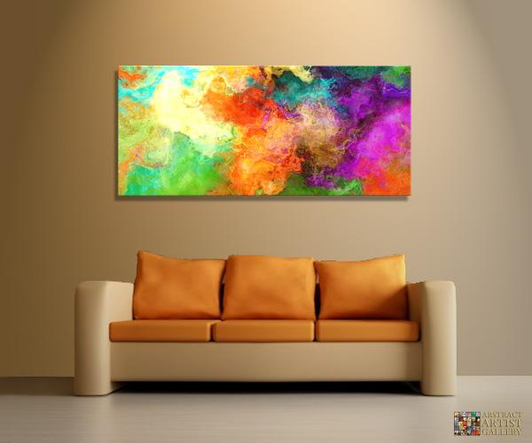 Purchase Large Abstract Paintings Contemporary Canvas Art